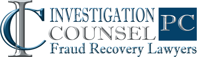 Fraud Recovery Lawyers | Investigation Counsel PC